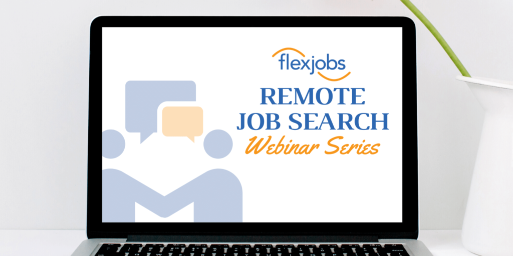 FJ remote job search webinar