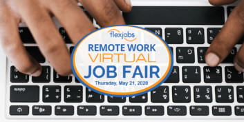 Companies Participating at the May 2020 FlexJobs Virtual Job Fair