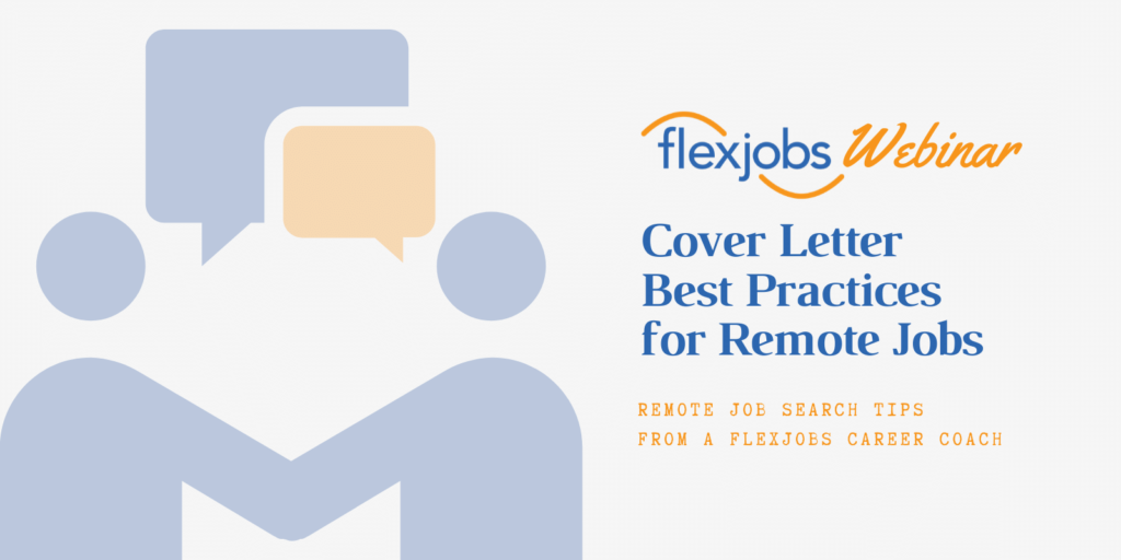cover letter best practices remote jobs
