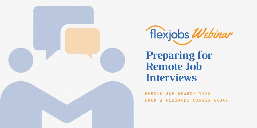 webinar recording_preparing for remote job interviews