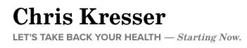 Chris Kresser Gut Health