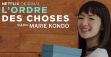 Netflix - L' ordre des choses selon Marie Kondo