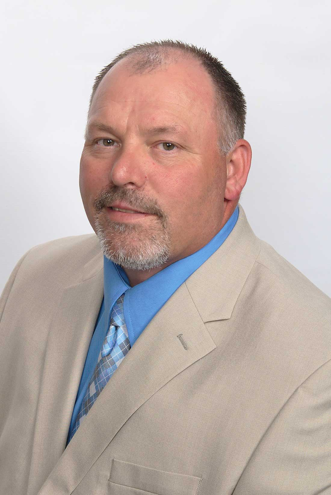 Steve C. Fisher, Care Center Manager/Funeral Director