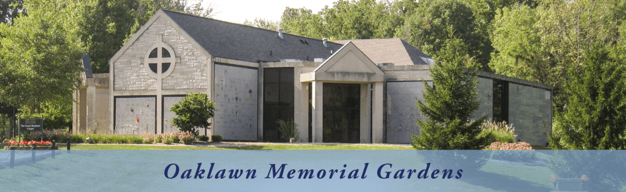 Oaklawn Memorial Gardens - Funerals, Burial, Cremations in Indianapolis