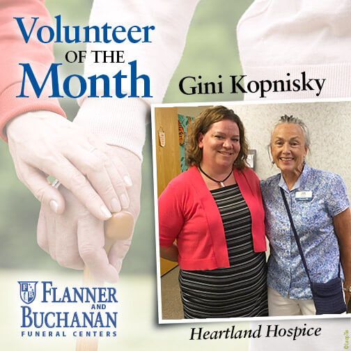 April 2017 Volunteer of the Month