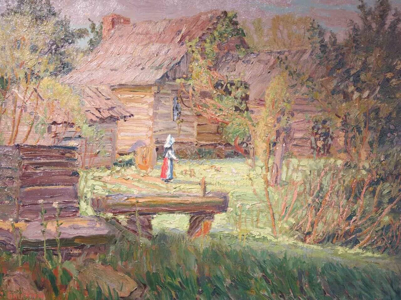 Indiana Artists - Flanner Buchanan