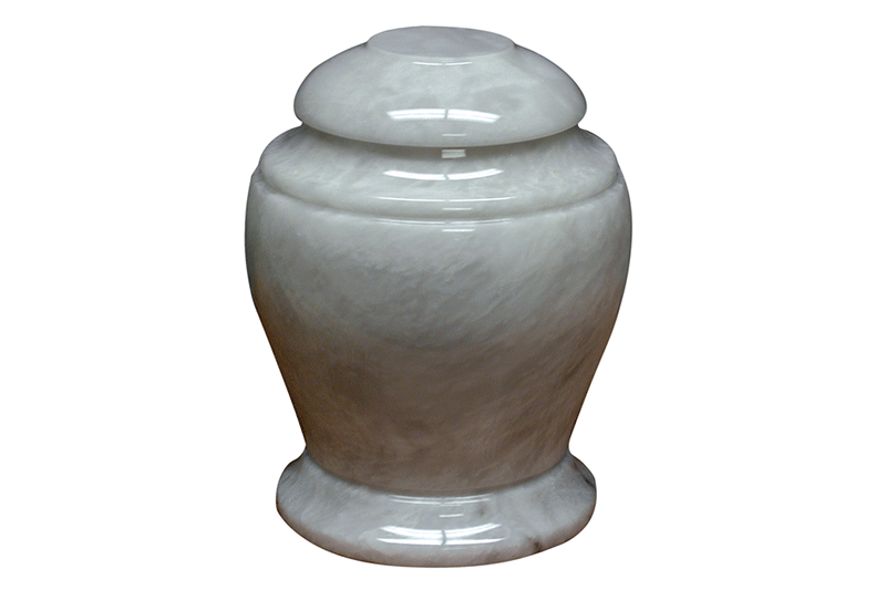 Stone ad Marble Urns