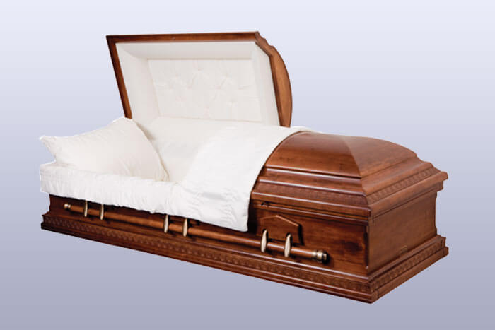 Ceremonial Casket Options