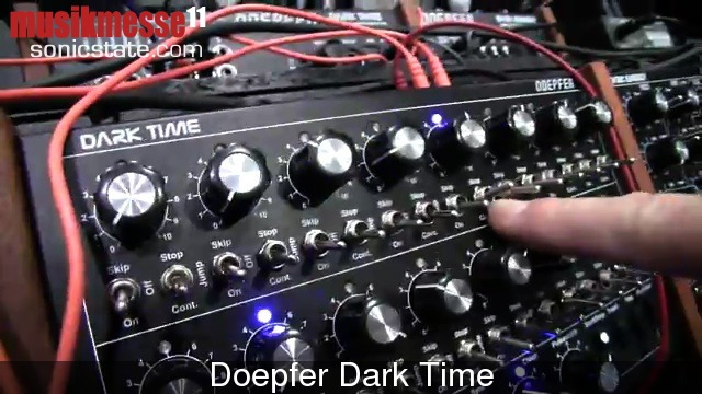 messe11  doepfer dark time sequencer