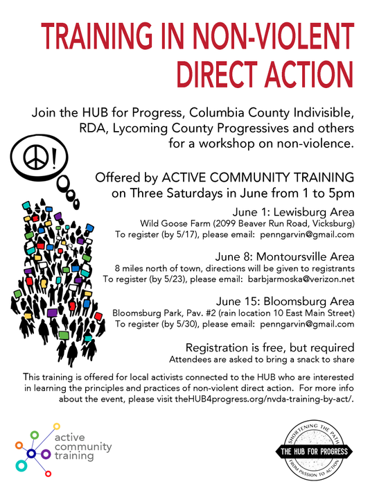 Training in Nonviolent Direct Action
