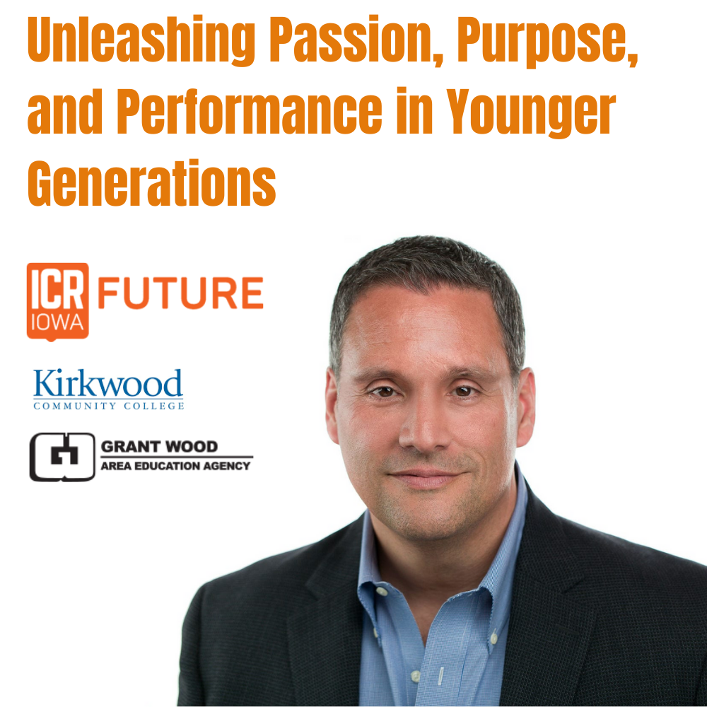 Unleashing Passion, Purpose, and Performance in Younger Generations Mark Perna