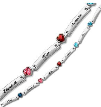 Grandma Birthstone Bracelet On Flipboard By Camden Lawson