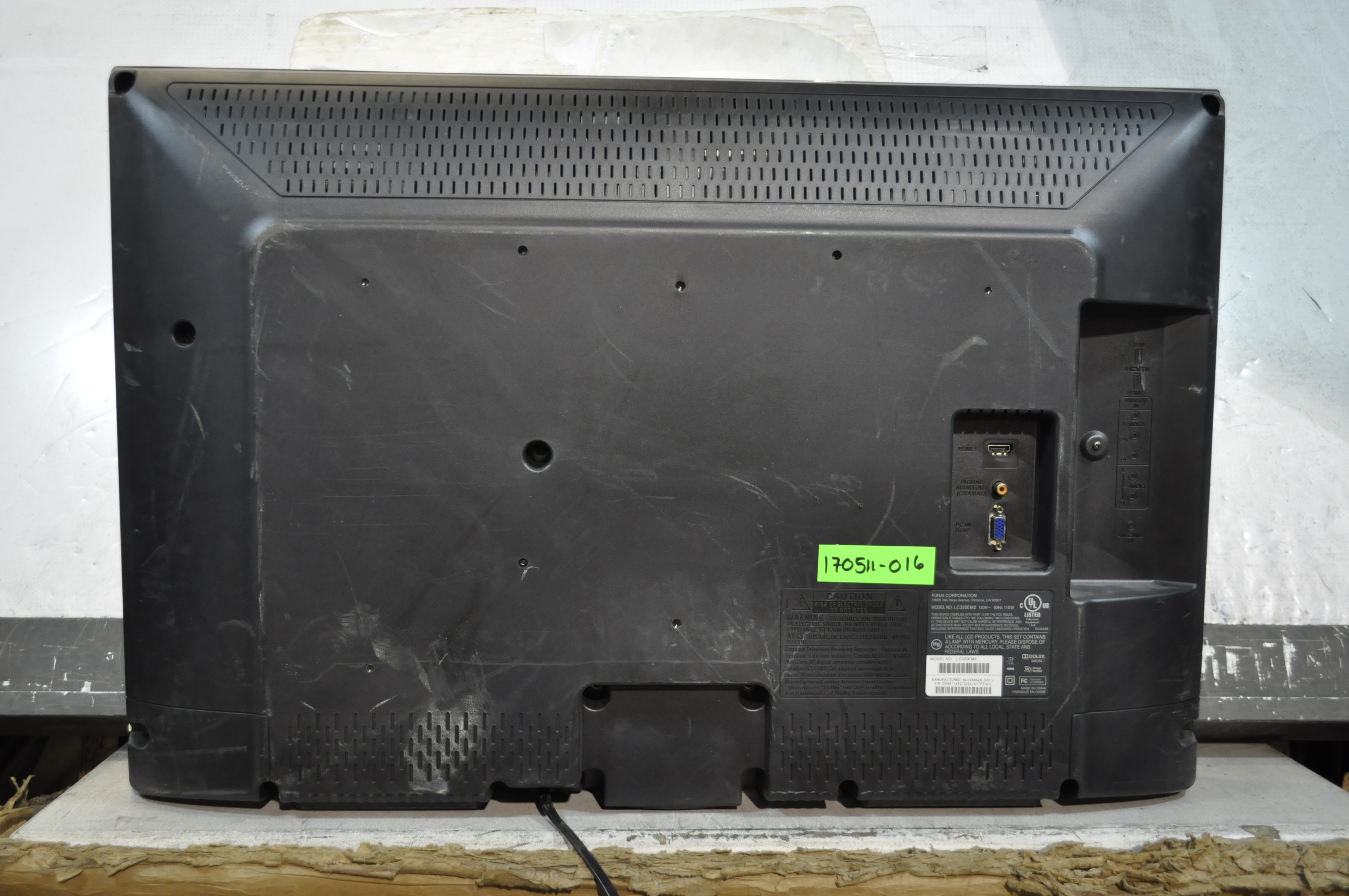 Details about EMERSON LC320EM2 main board BA17F1G0401 4_1