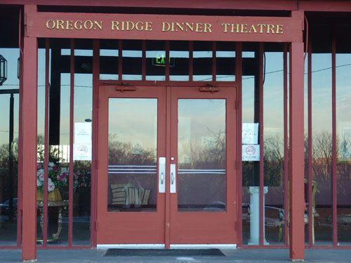 Oregon Ridge Dinner Theatre: Main Image