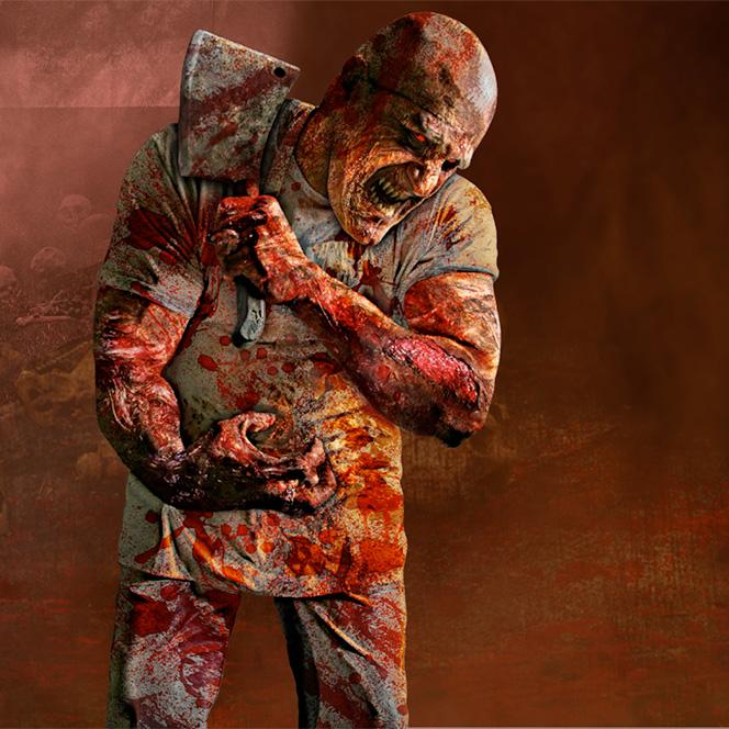 Pure Terror Screampark: Main Image
