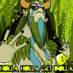 Holla Holla Get Dolla Logo