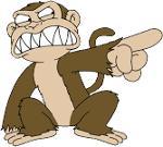 Pixel_Dent's Show Me The Monkey Logo