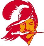 Bucs All The Way Logo