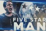Five Star Man Logo