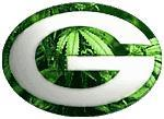 Green Bowl Packers Logo
