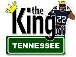 The King of Tennessee Logo