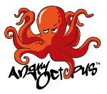 Angry Octopus Logo