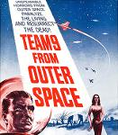 Team 9 From Outer Space Logo