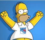 No Homers Club Logo