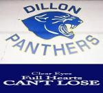 West Dillon Panthers V4K Logo