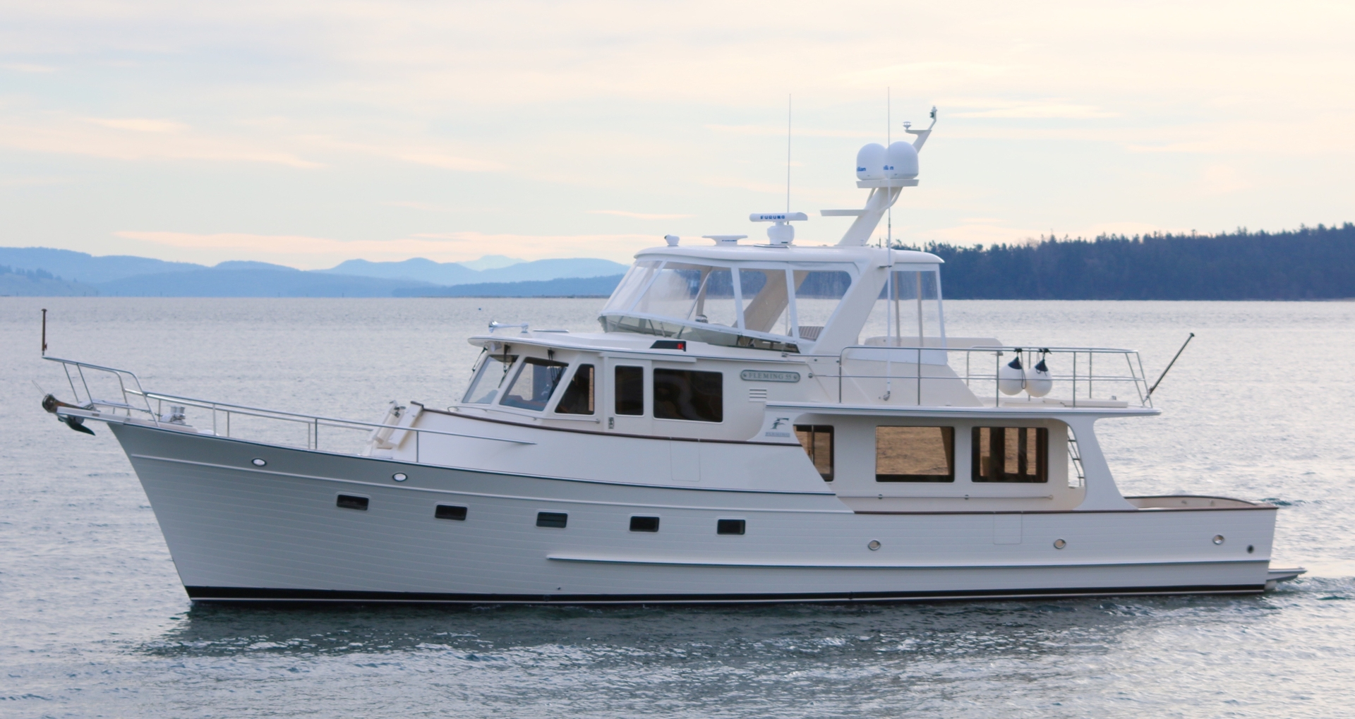 Welcome to Fleming Yachts Canada