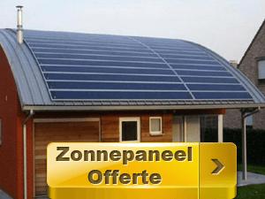 Flexibele zonnepanelen rendement