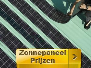 Flexibele zonnepanelen dakbedekking