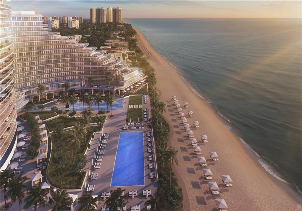 2200 N Ocean Boulevard, N1601, Fort Lauderdale, FL 33305