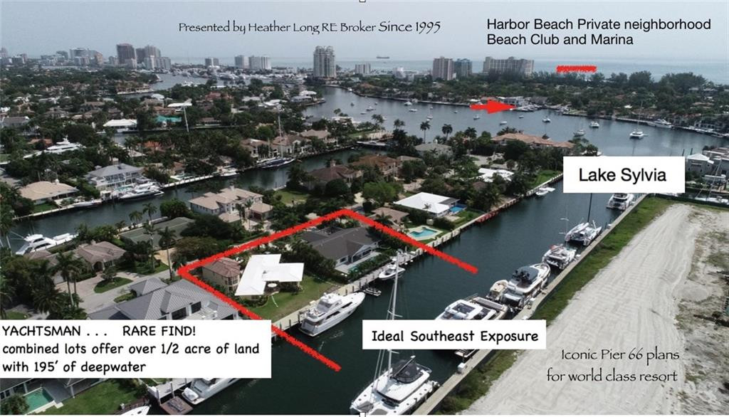 2536 and 2 And 2540 Mercedes Drive, Fort Lauderdale, FL 33316