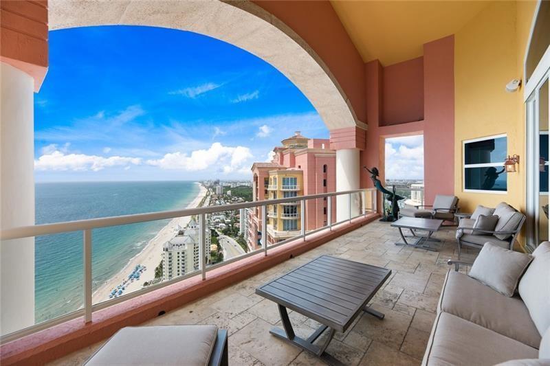 2110 N Ocean Boulevard, PENTHOUSE AKA 32A, Fort Lauderdale, FL 33305