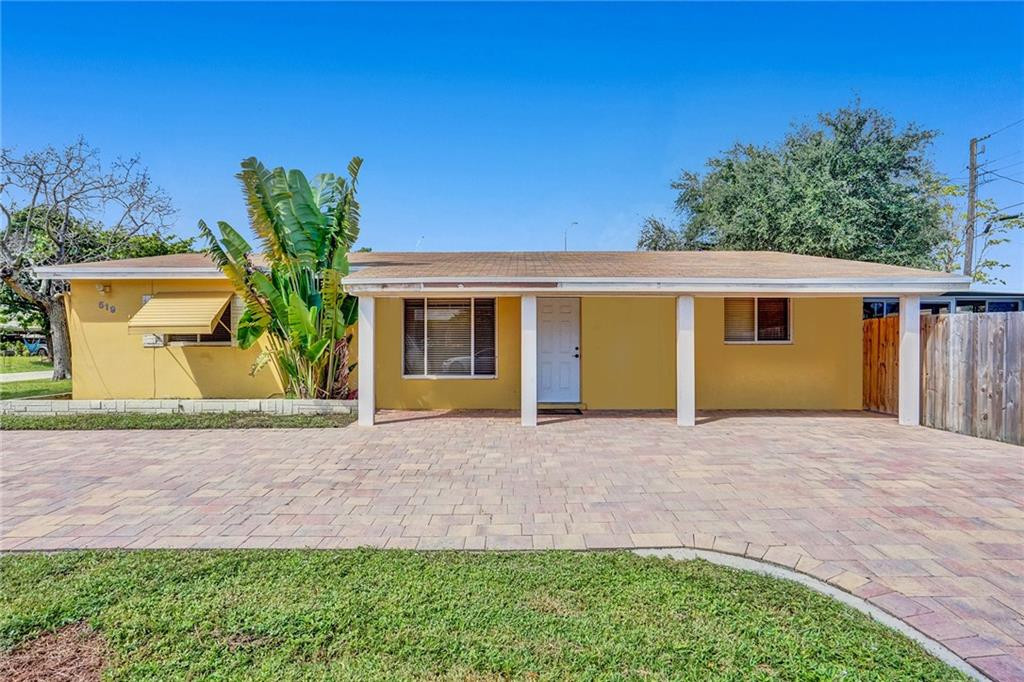 519 NW 47th Court, Oakland Park, FL 33309