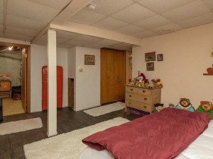 5th Bedroom, Lower level, no egress window Private area if used as B&B