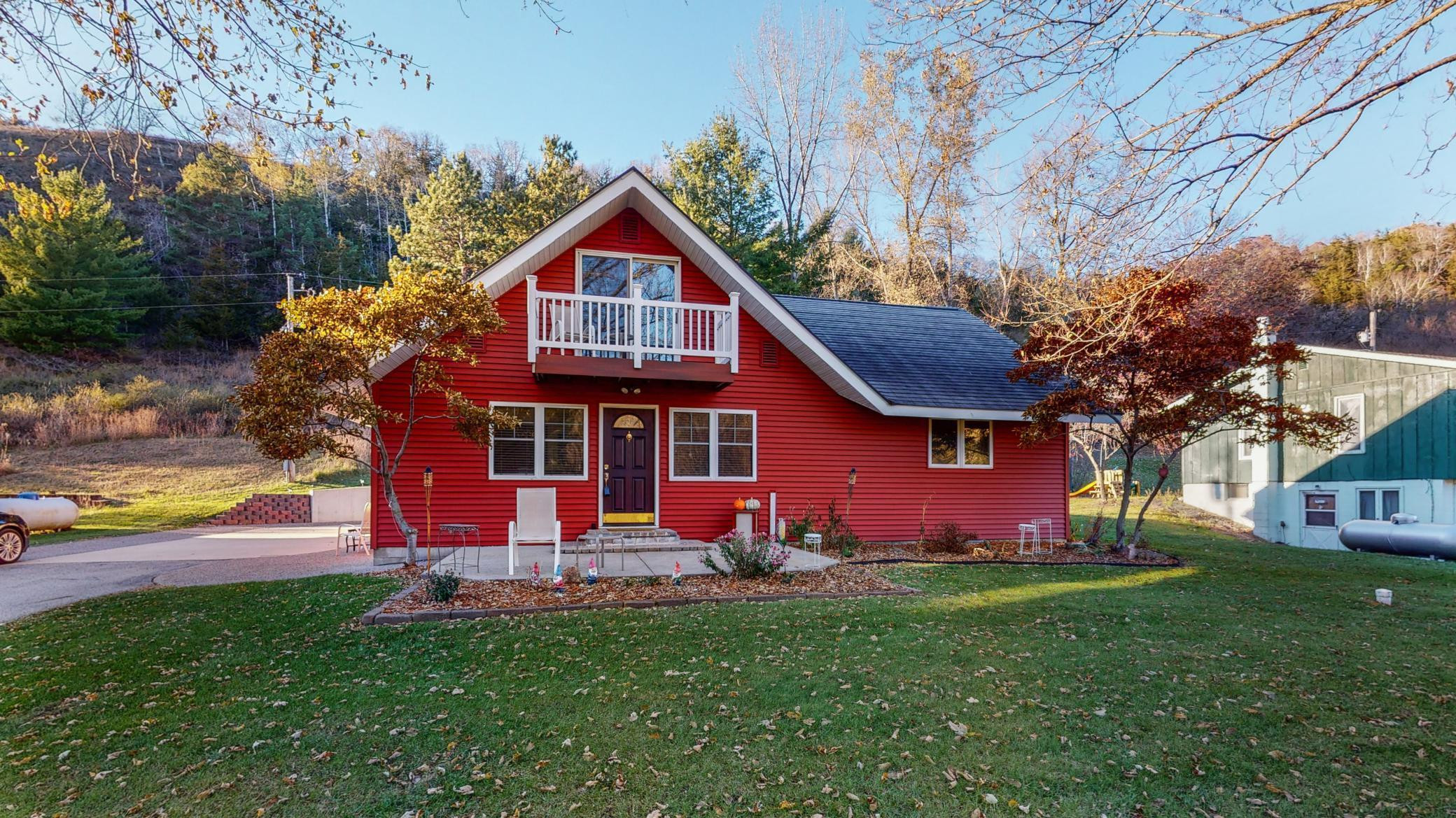 45711 N Money Creek Road, Rushford, MN 55971