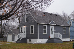 Property has updated windows and roof. Make this one your new home!