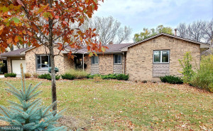 Stunning brick front in a dear neighborhood. Large front & backyards. Back is fully fenced in.