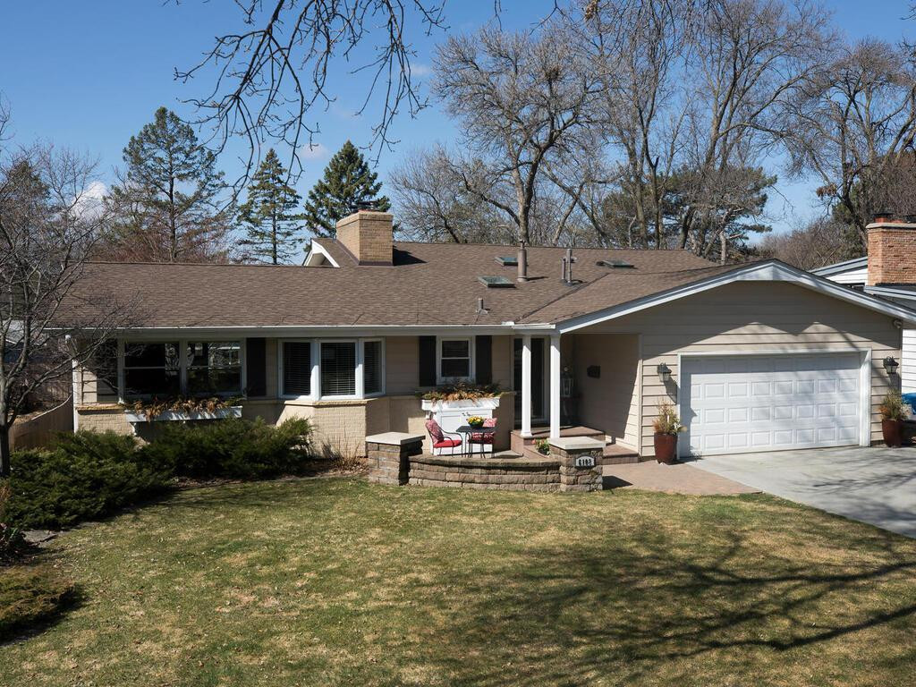 Conveniently located in Edina's Birchcrest neighborhood, you'll love this wonderfully maintained 4 level split home. Newer concrete driveway, charming paver patio area and more!