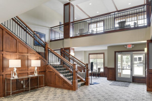 Highland Pointe is a meticulously maintained building