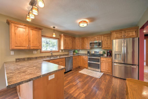 Beautifully remodeled kitchen with numerous upgrades!
