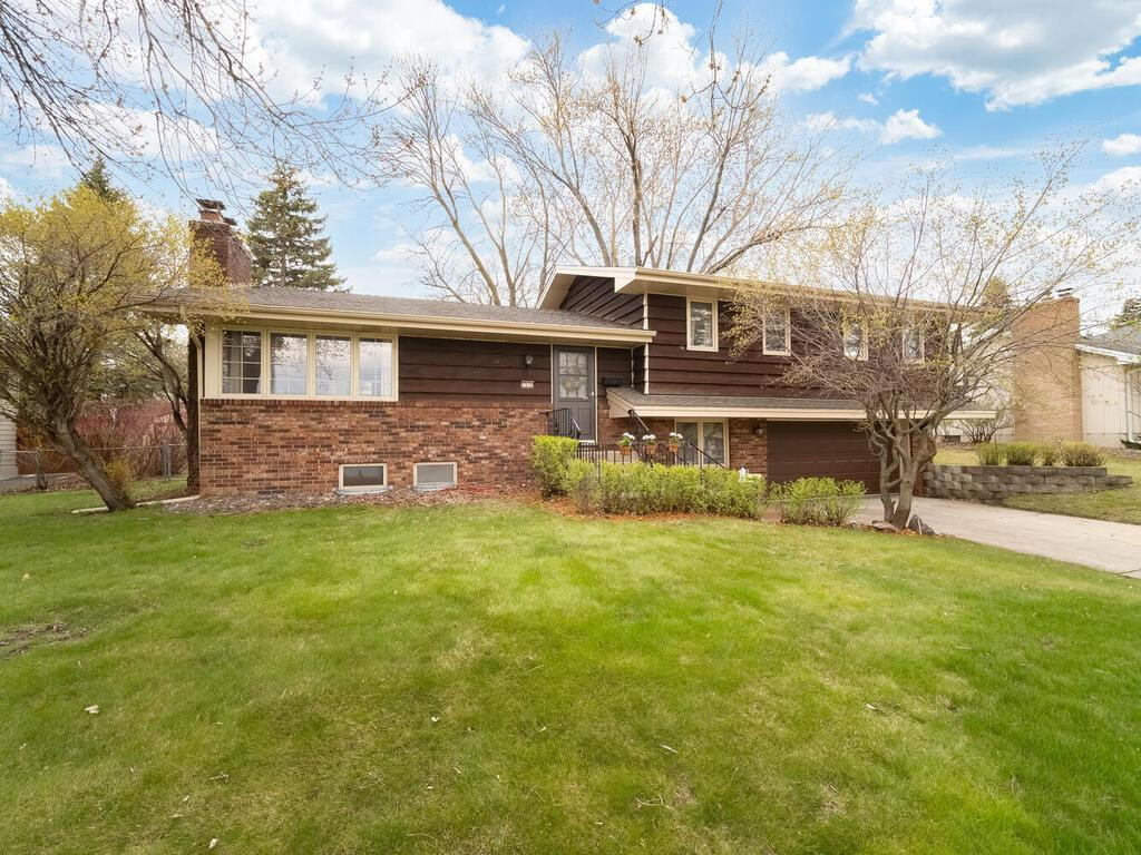 Welcome Home to 3316 Edgemere in Saint Anthony just steps from Wilshire Elementary school ! The Furnace , Central A/C and water softener replaced in 2014. Heated 2+ car garage too.