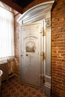 Old Bank Vault currently used for storage