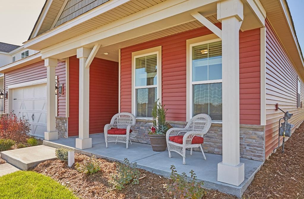 Front porch living at its best. Be part of the new Amberglen community and enjoy one-level living in Shakopee. Quick move-ins available summer 2021.