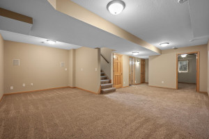 Lower Level Family Room/Game Room/ Whatever you want it to be!