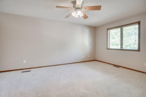 Large Master Bedroom with 2 Walk-in Closets!