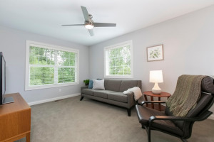 Perfect space for another family room space, office, play area - the list is endless!