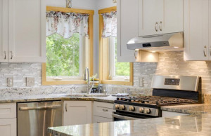 Professionally chosen finishes are soft and tranquilizing.
